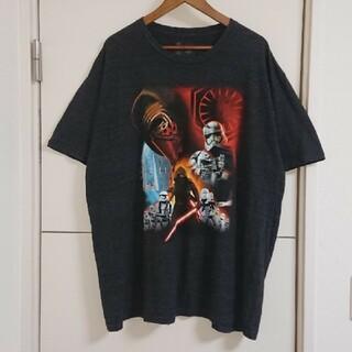 STAR WARS フォースの覚醒 Tシャツ ムービーキャラクター古着