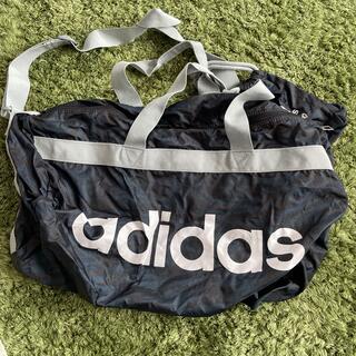 adidas - adidas ボストンバッグ コンパクト収納可能