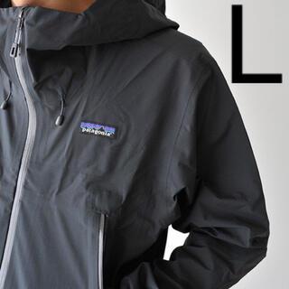 patagonia - パタゴニア 新品 クラウドリッジジャケット Lサイズ ブラック