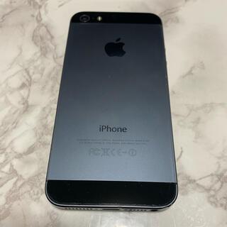 iPhone - iPhone5 本体 ブラック