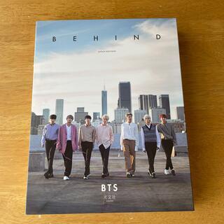 防弾少年団(BTS) - BTS写真集 BEHIND JAPAN EDITION 光文社
