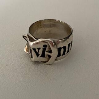 ヴィヴィアンウエストウッド(Vivienne Westwood)のリボンリング 指輪 ヴィヴィアンウエストウッド(リング(指輪))