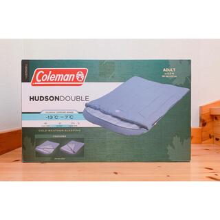 コールマン(Coleman)の【新品】coleman hudson double コールマン ハドソンダブル(寝袋/寝具)