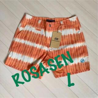 ロサーゼン(ROSASEN)の新品■15,400円【ロサーセン】大きいサイズ L ショートパンツ(ウエア)