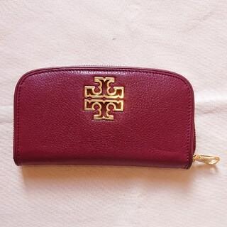 トリーバーチ(Tory Burch)のトリーバーチ ボルドー 長財布(財布)
