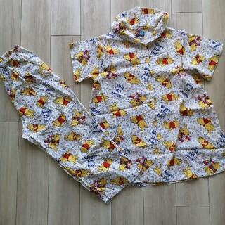 クマノプーサン(くまのプーさん)のくまのプーさん レディースパジャマ(パジャマ)