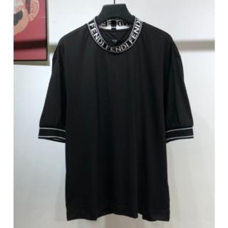 FENDI - FENDI  ロゴ Tシャツ XL