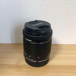 Canon - 【美品】 Canon EF-S18-55F3.5-5.6 IS STM