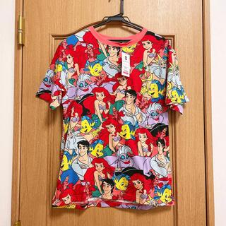 アリエル  総柄Tシャツ