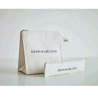 DEAN & DELUCA - DEAN&DELUCA ランチバッグ&カトラリーポーチ 2個セット