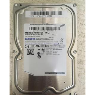 SAMSUNG - 3.5インチ 1TB HDD