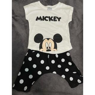 Disney - 韓国服 ミッキー セットアップ