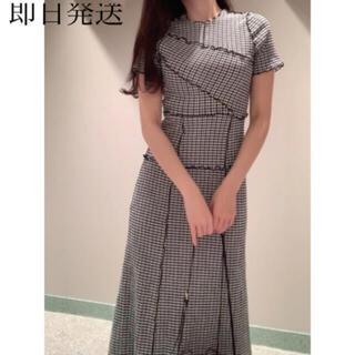 snidel - SNIDEL スナイデル  【ONLINE限定】メローデザインワンピース