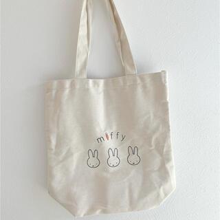 シマムラ(しまむら)の処分予定!売り切り新品未使用☆ミッフィー miffy トートバッグ エコバッグ (エコバッグ)