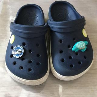 クロックス(crocs)のクロックス16cm(サンダル)