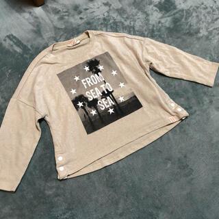 ロキシー(Roxy)のROXY Tシャツ ロンT 100サイズ(Tシャツ/カットソー)