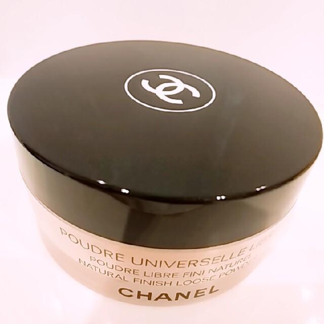 CHANEL(シャネル)のシャネル 🌷プードゥル ユニヴェルセル リーブルN #12 ルースパウダー コスメ/美容のベースメイク/化粧品(フェイスパウダー)の商品写真