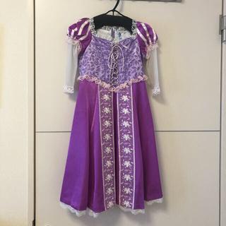 ディズニー(Disney)のラプンツェルドレス 110cm(ドレス/フォーマル)