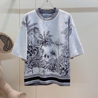 ディオール(Dior)の【Dior】21SS DIOR CHEZ MOI ショートスリーブ スウェットシ(Tシャツ(半袖/袖なし))