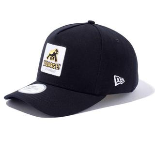 XLARGE - 【XLARGE×NEW ERA】WALKING APE SNAPBACK CAP