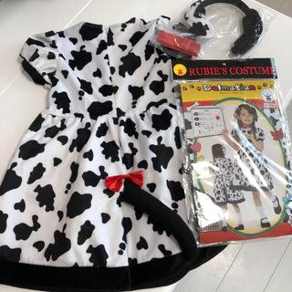 ディズニー(Disney)のダルメシアン ドレス コスチューム 100〜120(ドレス/フォーマル)