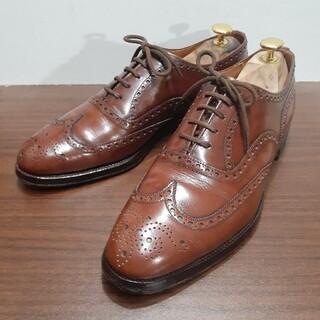 チャーチ(Church's)の[貴重] 3都市 ビンテージ 旧チャーチ 84ラスト 革靴 レザーシューズ(ドレス/ビジネス)