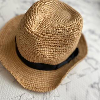 ビューティアンドユースユナイテッドアローズ(BEAUTY&YOUTH UNITED ARROWS)のユナイテッドアローズ 麦藁帽子 中折れハット(麦わら帽子/ストローハット)