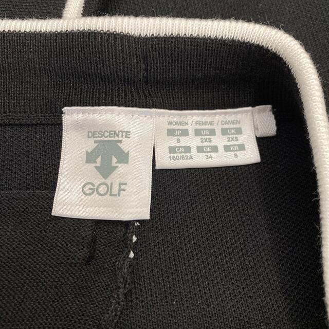 DESCENTE(デサント)のデサント スカート スポーツ/アウトドアのゴルフ(ウエア)の商品写真
