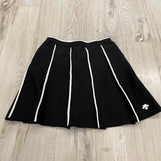 DESCENTE - デサント スカート