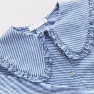 ZARA - ZARA ブラウス シャツ ピーターパン襟シャツ