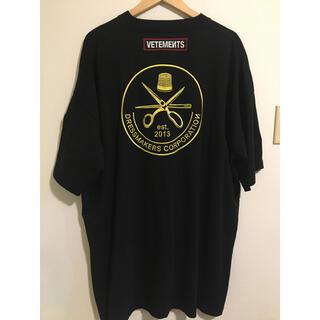 Balenciaga - VETEMENTS オーバーサイズTシャツ S 即日発送❗️❗