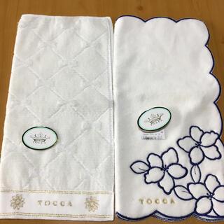 TOCCA - トッカタオルハンカチ2枚
