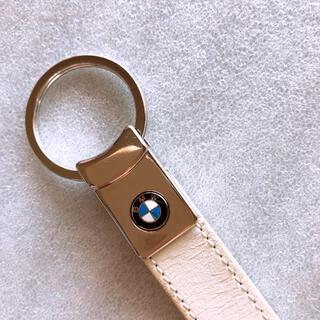 BMW - BMW 純正キーホルダー ホワイト