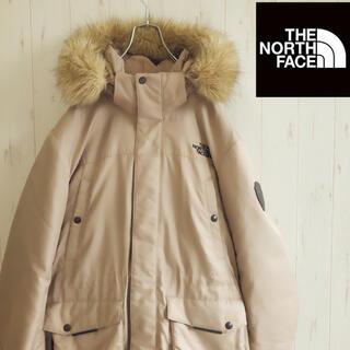 ザノースフェイス(THE NORTH FACE)の【McMurdo】ノースフェイス マクマード ダウン ベージュ メンズL (ダウンジャケット)