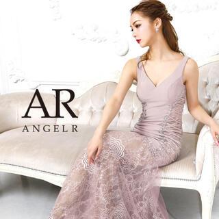エンジェルアール(AngelR)のAngelR/エンジェルアール/ビジュー付きロングドレス/Sサイズ/美品(ナイトドレス)