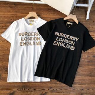 BURBERRY - 【BURBERRY】半袖のtシャツ