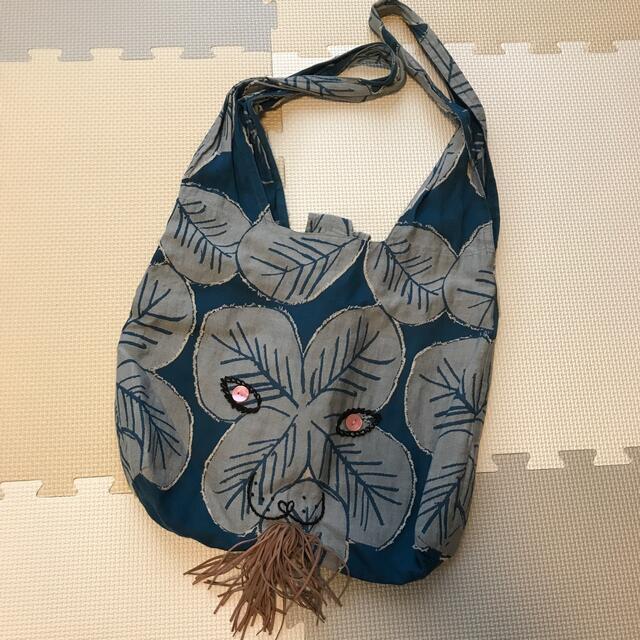 mina perhonen(ミナペルホネン)の【SALE】ミナペルホネン usa bag 大 レディースのバッグ(トートバッグ)の商品写真