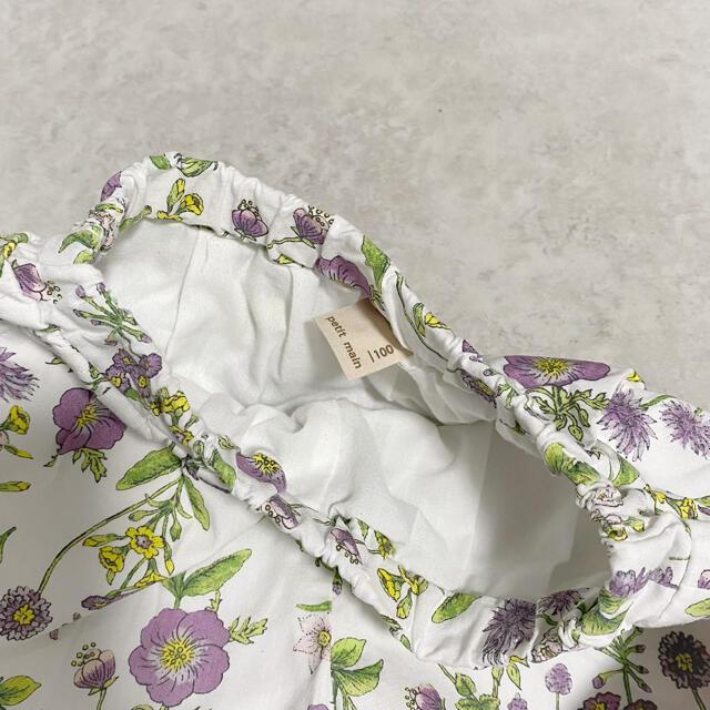 petit main(プティマイン)のアリス様専用 ショートパンツ キッズ/ベビー/マタニティのキッズ服女の子用(90cm~)(パンツ/スパッツ)の商品写真