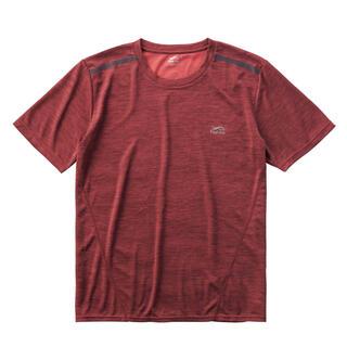 ウォークマン(WALKMAN)の冷感リフレクティブショルダー半袖T(Tシャツ/カットソー(半袖/袖なし))