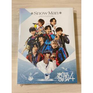 Johnny's - 素顔4 SnowMan 3枚組 正規品 美品 ポストカード付
