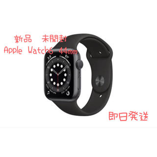 Apple Watch - Apple Watch Series 6GPSモデル44mm M00H3J-A