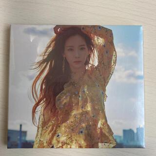ショウジョジダイ(少女時代)の少女時代 テヨン TAEYEON 非売品CD(K-POP/アジア)