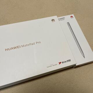 HUAWEI - ファーウェイHuawei matepad pro Mペンシル付き