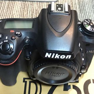 Nikon - ● ニコン D750  ショット数14661回 美品 ボディ
