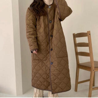 カスタネ(Kastane)のlawgy original reversible coat(ロングコート)