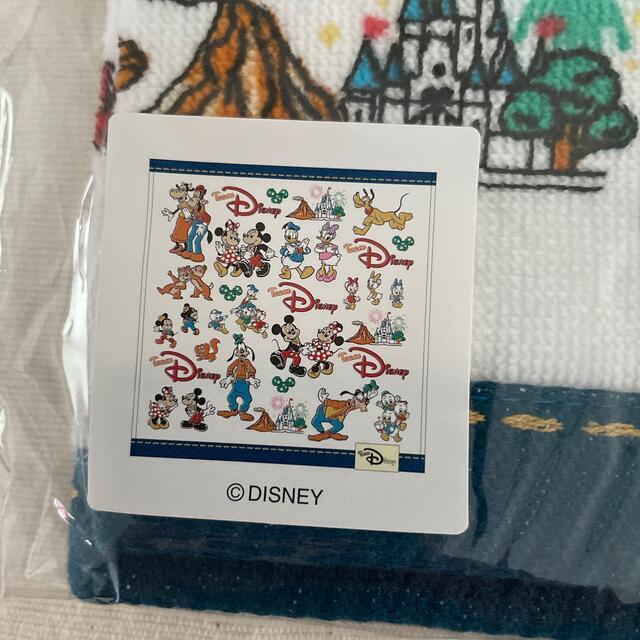 Disney(ディズニー)のディズニーリゾート ウォッシュタオル 新品未使用 エンタメ/ホビーのおもちゃ/ぬいぐるみ(キャラクターグッズ)の商品写真