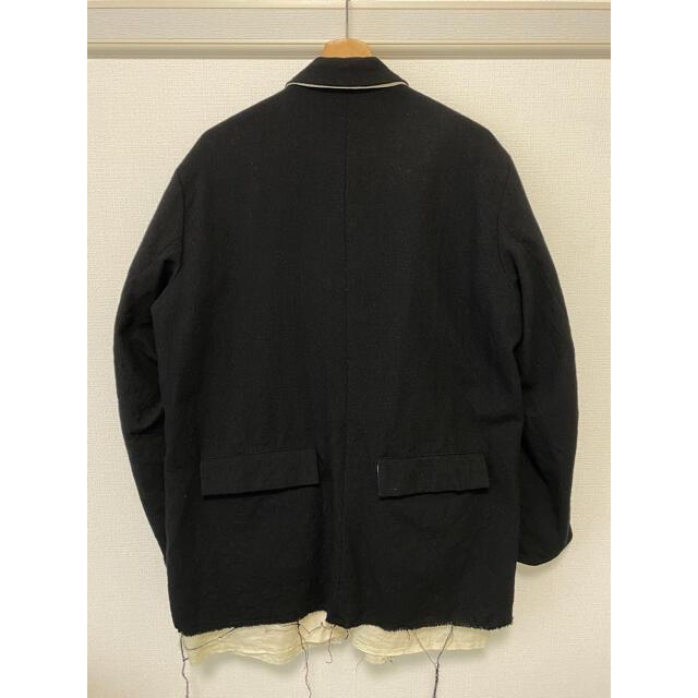 Paul Harnden(ポールハーデン)のKLASICA クラシカ ツイードジャケット サイズ3 メンズのジャケット/アウター(テーラードジャケット)の商品写真