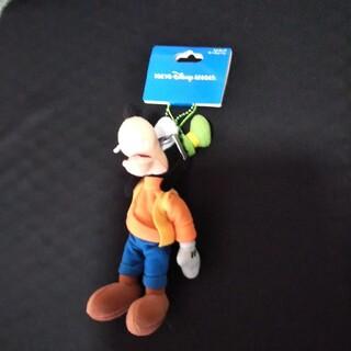 ディズニー(Disney)のTDLサングラスグーフィーぬいぐるみストラップキーチェーンTDR(キャラクターグッズ)