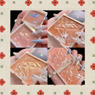 ダイアモンドアイシャドウ  チーク 03  韓国コスメ 中国コスメ