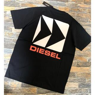 DIESEL - 【新品】DIESEL ディーゼル/スポーティーデザイン Tシャツ カットソー S